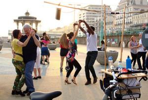 Salsa Dance for Health